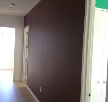 hallway painting nyc
