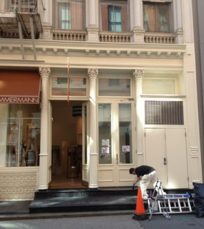 New york exterior painting soho