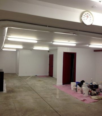 interior commercial painting new york city