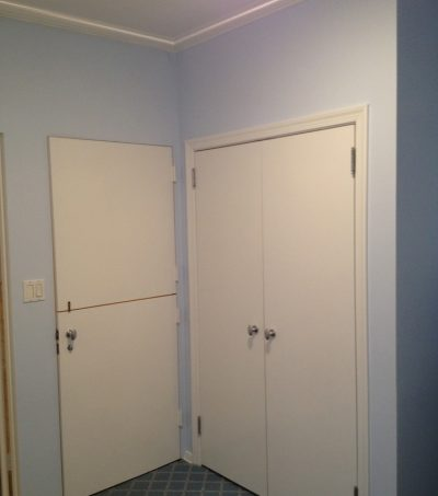closet door painters nyc
