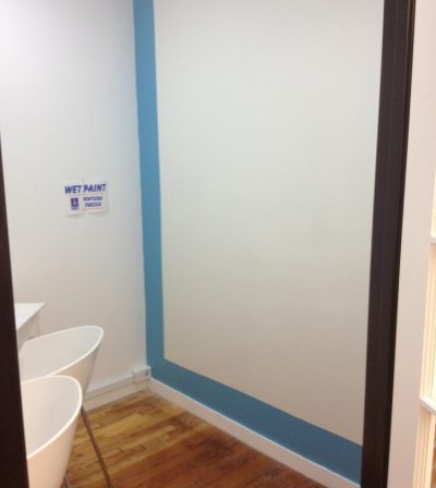 idea paint in commercial office nyc