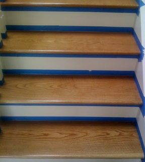 step refinish and painting nyc
