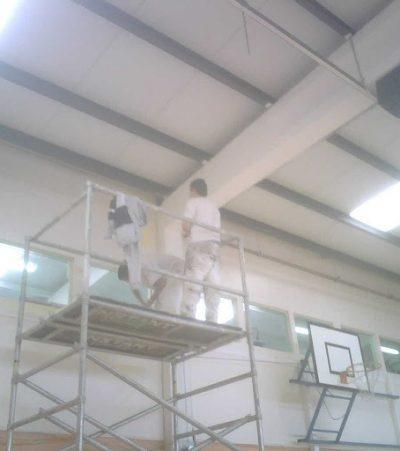 painting school hall nyc
