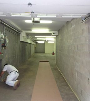 preparation commercial painting