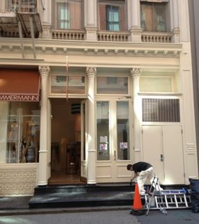 New york exterior painting soho
